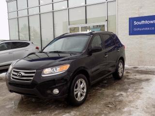 Used 2012 Hyundai Santa Fe Limited 3.5 for sale in Edmonton, AB