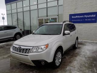 Used 2012 Subaru Forester 2.5X Limited Package for sale in Edmonton, AB