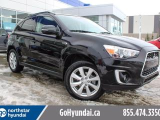 Used 2015 Mitsubishi RVR GT LEATHER/PANOROOF/NAV/ROCKFORDFOSTGATE for sale in Edmonton, AB