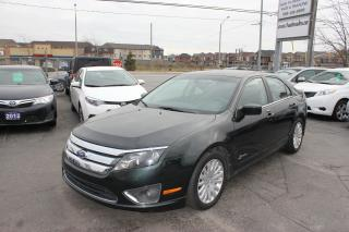 Used 2010 Ford Fusion HYBRID for sale in Brampton, ON