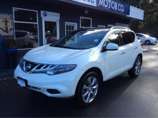 Used 2014 Nissan Murano Platinum for sale in Parksville, BC