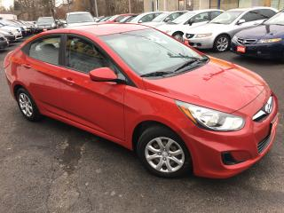 Used 2012 Hyundai Accent Auto / Power Group / Loaded / Like New! for sale in Scarborough, ON