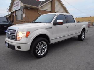 Used 2009 Ford F-150 PLATINUM for sale in Etobicoke, ON