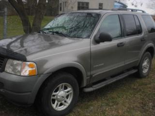 Used 2002 Ford Explorer XLS  ALL WHEEL DRIVE for sale in Mansfield, ON