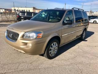 Used 2006 Buick Terraza CXL for sale in Mississauga, ON