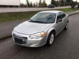 Used 2006 Chrysler Sebring Touring for sale in Surrey, BC