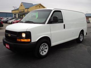 Used 2013 Chevrolet Express 1500 Cargo for sale in Brantford, ON