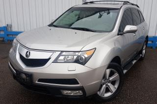 Used 2011 Acura MDX AWD *LEATHER-SUNROOF* for sale in Kitchener, ON