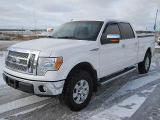 Used 2010 Ford F-150 Lariat for sale in Thunder Bay, ON