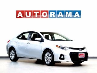 Used 2014 Toyota Corolla SPORT PKG LEATHER BACKUP CAMERA for sale in North York, ON