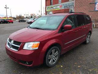 Used 2010 Dodge Grand Caravan SXT/NO ACCIDENT/SAFETY/WARRANTY for sale in Cambridge, ON
