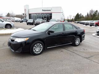 Used 2014 Toyota Camry LE with Heated Seats & Bluetooth for sale in Ottawa, ON