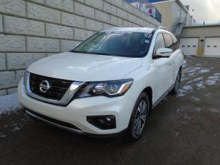 Used 2017 Nissan Pathfinder SL for sale in Fredericton, NB