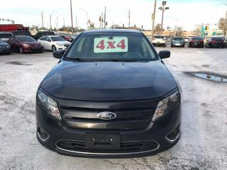 Used 2010 Ford Fusion SEL/AWD/SAFETY/WARRANTY INCLUDED for sale in Cambridge, ON