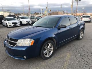 Used 2010 Dodge Avenger SXT - SAFETY & WARRANTY INCLUDED for sale in Cambridge, ON