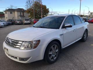Used 2008 Ford Taurus Limited/NO ACCIDENT/SAFETY/WARRANTY INCLUDED for sale in Cambridge, ON