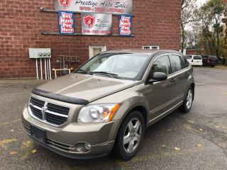Used 2008 Dodge Caliber SXT - SAFETY & WARRANTY INCLUDED for sale in Cambridge, ON
