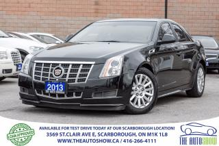 Used 2013 Cadillac CTS CTS4 AWD RearViewCamera for sale in Scarborough, ON