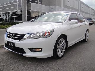 Used 2014 Honda Accord Touring,Navi,Cam,Leather for sale in Aurora, ON