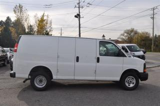 Used 2015 GMC Savana 2500 $169.00 Bi Weekly Certified. for sale in Aurora, ON