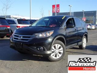 Used 2012 Honda CR-V EX AWD! Honda Certified Extended Warranty to 120, for sale in Richmond, BC