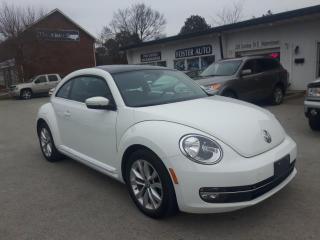 Used 2014 Volkswagen Beetle 1.8T for sale in Waterdown, ON