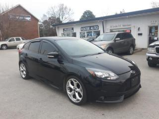 Used 2013 Ford Focus ST Hatch for sale in Waterdown, ON