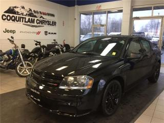 Used 2013 Dodge Avenger base for sale in Coquitlam, BC