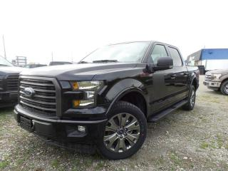 Used 2017 Ford F-150 XLT 5.0L V8 302A for sale in Midland, ON