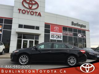 Used 2015 Toyota Avalon LIMITED EXTENDED WARRANTY for sale in Burlington, ON