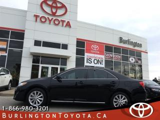 Used 2014 Toyota Camry XLE NAVIGATION for sale in Burlington, ON
