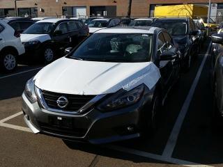 New 2018 Nissan Altima Sedan 2.5 SL CVT for sale in Mississauga, ON