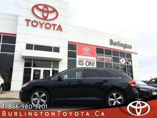 Used 2015 Toyota Venza XLE EXTENDED WARRANTY for sale in Burlington, ON