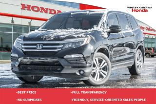 Used 2016 Honda Pilot EX-L RES | Automatic for sale in Whitby, ON