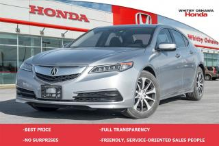 Used 2015 Acura TLX Technology Package | Automatic for sale in Whitby, ON