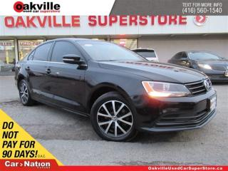 Used 2015 Volkswagen Jetta 1.8 TSI Comfortline | SUNROOF | B/U CAM | LOW KM! for sale in Oakville, ON