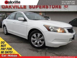 Used 2009 Honda Accord EX-L | NAVI | SUNROOF | LEATHER | BLUETOOTH for sale in Oakville, ON