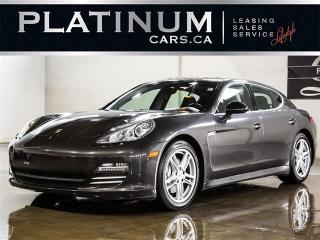 Used 2012 Porsche Panamera 4S, AWD V8 400HP, NAVI, SUNROOF, COOLED SEATS for sale in North York, ON