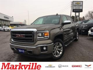 Used 2015 GMC Sierra 1500 SLT for sale in Markham, ON