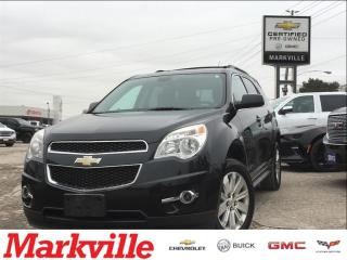 Used 2011 Chevrolet Equinox 1LT - ONE OWNER TRADE - CERTIFIED for sale in Markham, ON