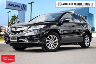 Used 2016 Acura RDX at Accident Free| Leather| Sunroof| Bluetooth| for sale in Thornhill, ON