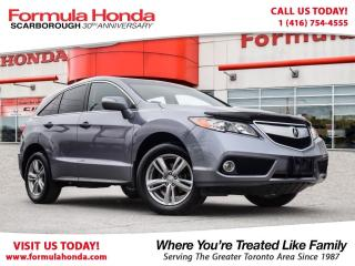 Used 2015 Acura RDX TECH PKG | ALL WHEEL DRIVE | LOADED for sale in Scarborough, ON