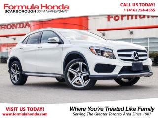 Used 2015 Mercedes-Benz GLA-Class $100 PETROCAN CARD YEAR END SPECIAL! for sale in Scarborough, ON