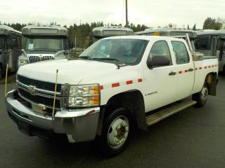 Used 2008 Chevrolet Silverado 2500HD Crew Cab Regular Box 4WD w/ Tonneau Cover for sale in Burnaby, BC