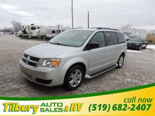 Used 2010 Dodge Grand Caravan SE. LOW KM'S. 7 PASSENGER SEATING. for sale in Tilbury, ON