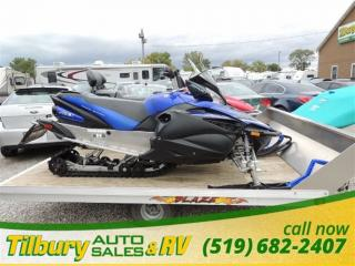 Used 2011 Yamaha APEX SE for sale in Tilbury, ON
