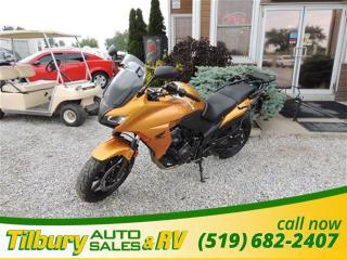 Used 2010 Honda CBF1000 1000 Sport for sale in Tilbury, ON