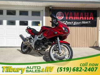 Used 2001 Suzuki SV650 Sport Bike Ready To Ride Pre Summer Special for sale in Tilbury, ON