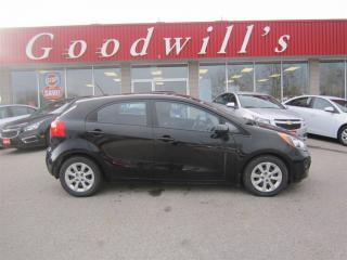 Used 2013 Kia Rio LX! HEATED SEATS! BLUETOOTH! for sale in Aylmer, ON