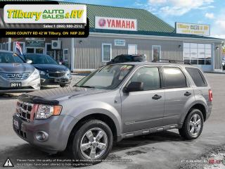 Used 2008 Ford Escape Hybrid. TINTED WINDOWS. CLEAN. ECOBOOST. for sale in Tilbury, ON